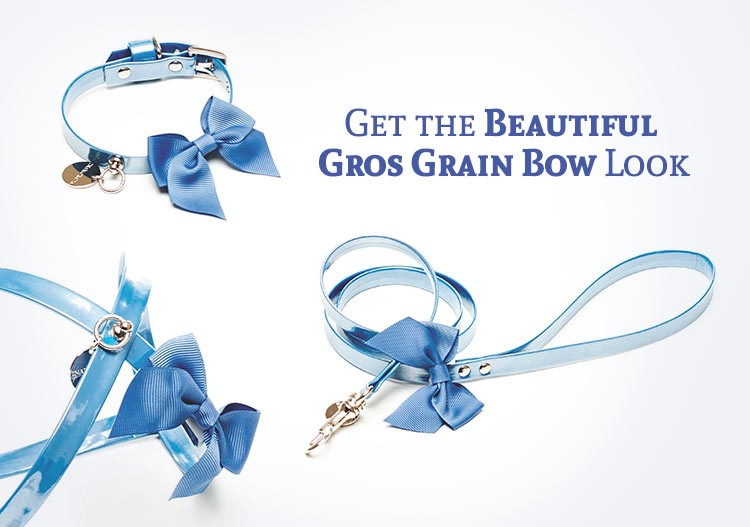 Get the Beautiful Gros-Grain Bow Look