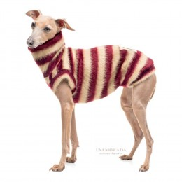THE STRIPED PULLOVER WHIPPET FITTING