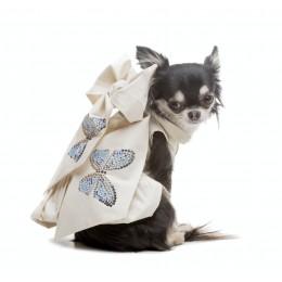 THE BUTTERFLIES DRESS Vestitino per Cani