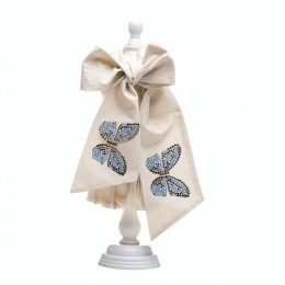 THE BUTTERFLIES DRESS Vestitino per Cani