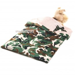 CAMOU SLEEPING BAG