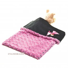 frosted roses sleeping bag