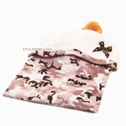 """Sacco nanna per cani """"Camou Sleeping Bag"""", con fantasia camouflage"""