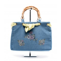 THE JEANS SUMMER BAG