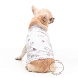 Top intimo per cani Sweet Pocket