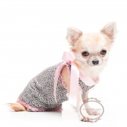 Abitino per cani Pretty Jungle Dress