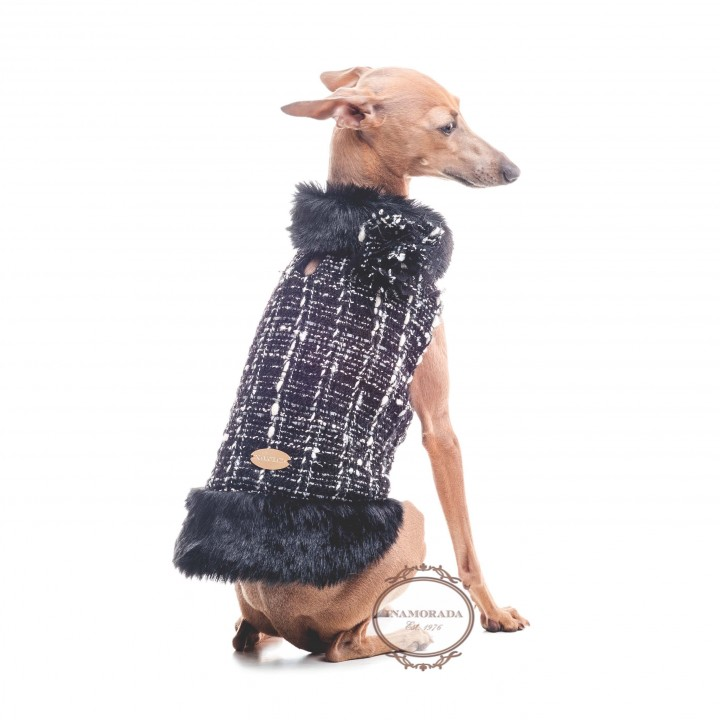 Lady Chanelle New Coat Cappottino per cani